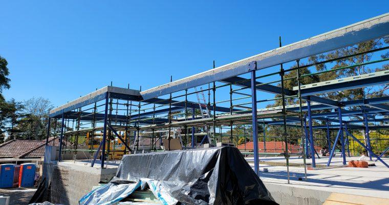 New Building Construction Updates